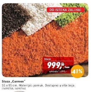 Staza Carmen