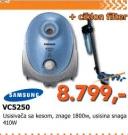 Usisivač VC5250