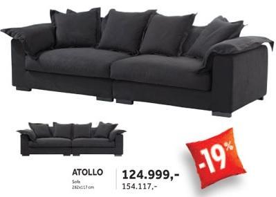 Sofa Atollo