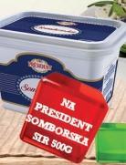 Na President Somborska sir
