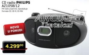 CD radio AZ105B/12