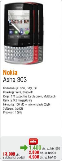 Asha 303