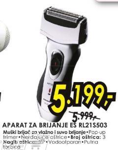 Aparat za brijanje ES RL21S503