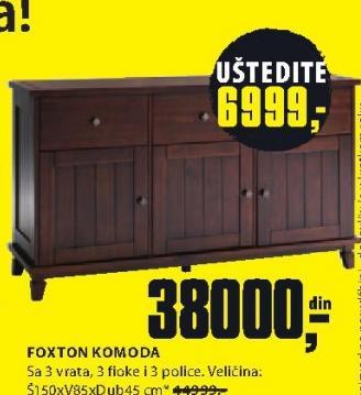 Komoda Foxton