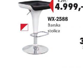 Barska stolica WX-2588