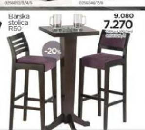 Barska stolica R50