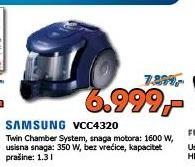 Usisivač VCC 4320