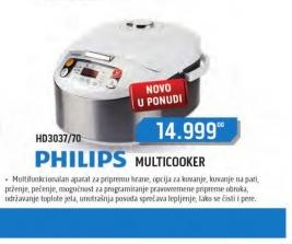 Multifunkcionalan aparat za pripremu hrane Multicooker HD 3037
