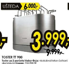 Toster TT 900