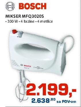 Mikser Mfq3020S