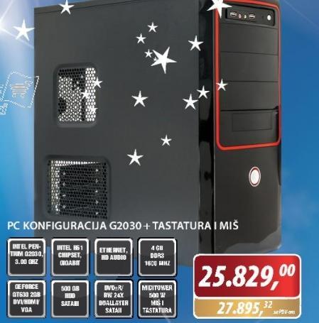 Desktop računar G2030