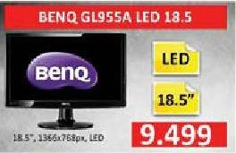 "Monitor LED 18,5"" Gl955a"