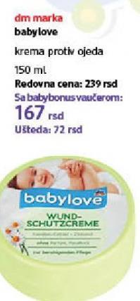 Baby krema