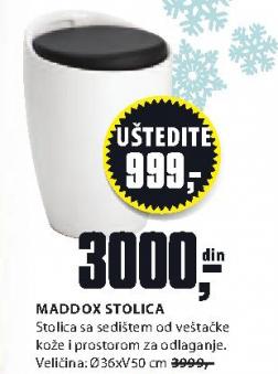 Stolica Madox