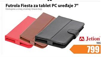 Futrola Fiesta za tablet PC uređaje 7''
