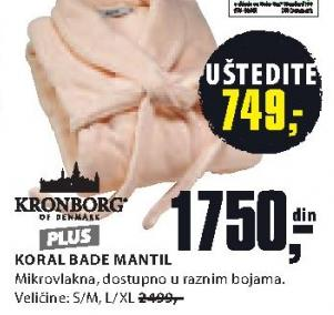 Bade mantil Koral