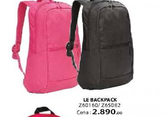 Ranac ''Le Backpack''