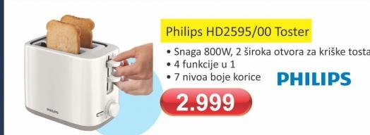 Toster HD2595/00