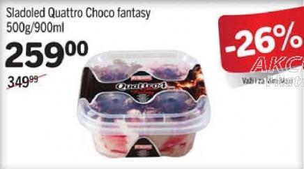 Sladoled choco fantasy
