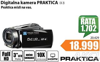 Digitalna kamera IX 8