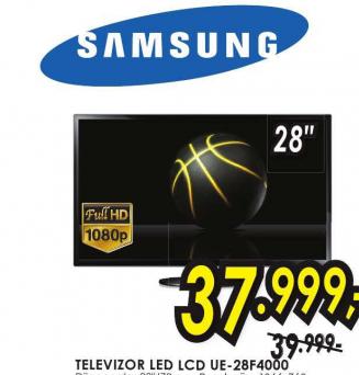 Televizor LED LCD UE-28F4000