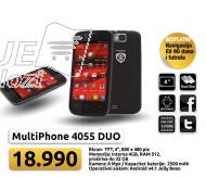 Multiphone Prestigio 4055 Duo + navigacija EU 90 dana i futrola