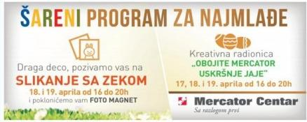 Šareni program za najmlađe