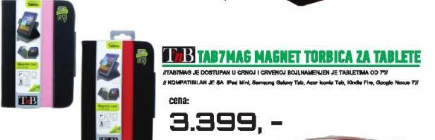 Torbica TAB7MAG za tablete