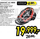 Usisivač VC 8850