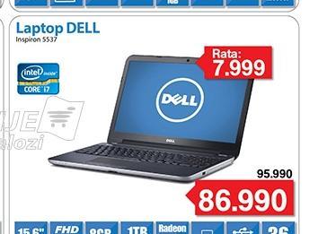 """Laptop Inspiron 5537 15.6"""""""