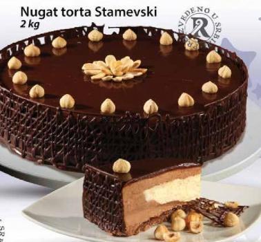 Torta nugat