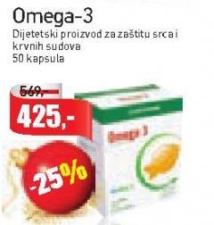 Kapsule Omega3