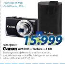 Fotoaparat SX150 SREBRN