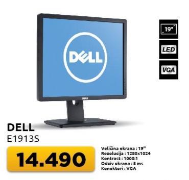 """Monitor 19"""" E1913s"""