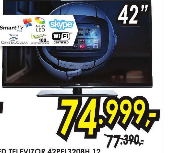 LED Televizor 42PFL3208H 12