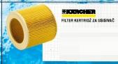 Filter kertridž za usisivač