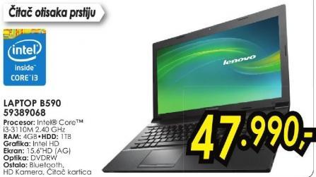 Laptpo B590 59389068