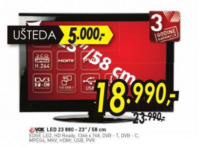 LED Televizor 23 880