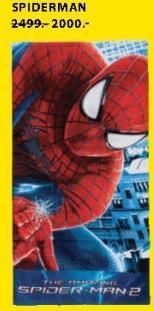 Peškir Spiderman