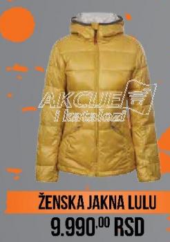 Ženska jakna Lulu