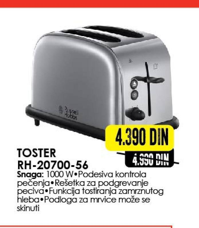 Toster RH 20700 56