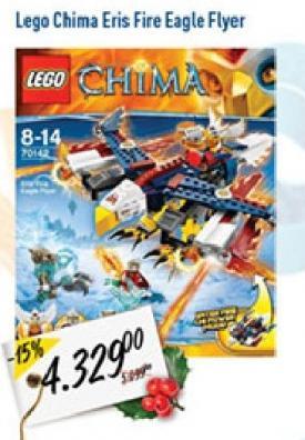 Igračka Lego chima
