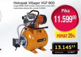 Hidropak VGP 800