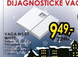 Vaga MS 01 white