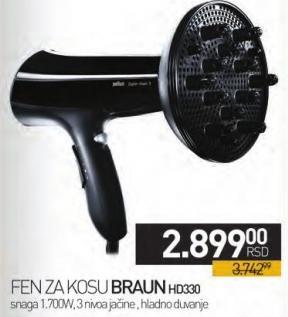 Fen za kosu Hd330