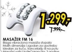 Masažer FM 16