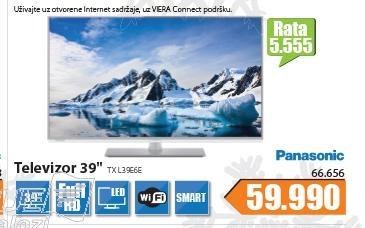"""Televizor 39"""" LED TX L39E6E"""