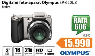Digitalni fotoaparat SP-620UZ