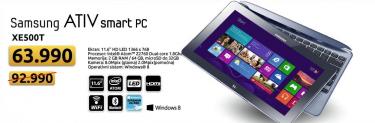 ATIV smart PC XE500T