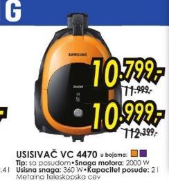 Usisivač VC 4470